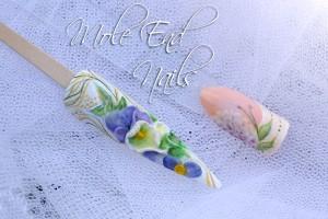 Flat Silk Acrylic