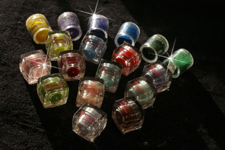 Crystal Nails Giga Pigments