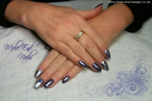 stamped-silver-purple-nails - Click to enlarge
