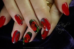 Onestroke poppies 2015