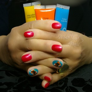 Butterly nails