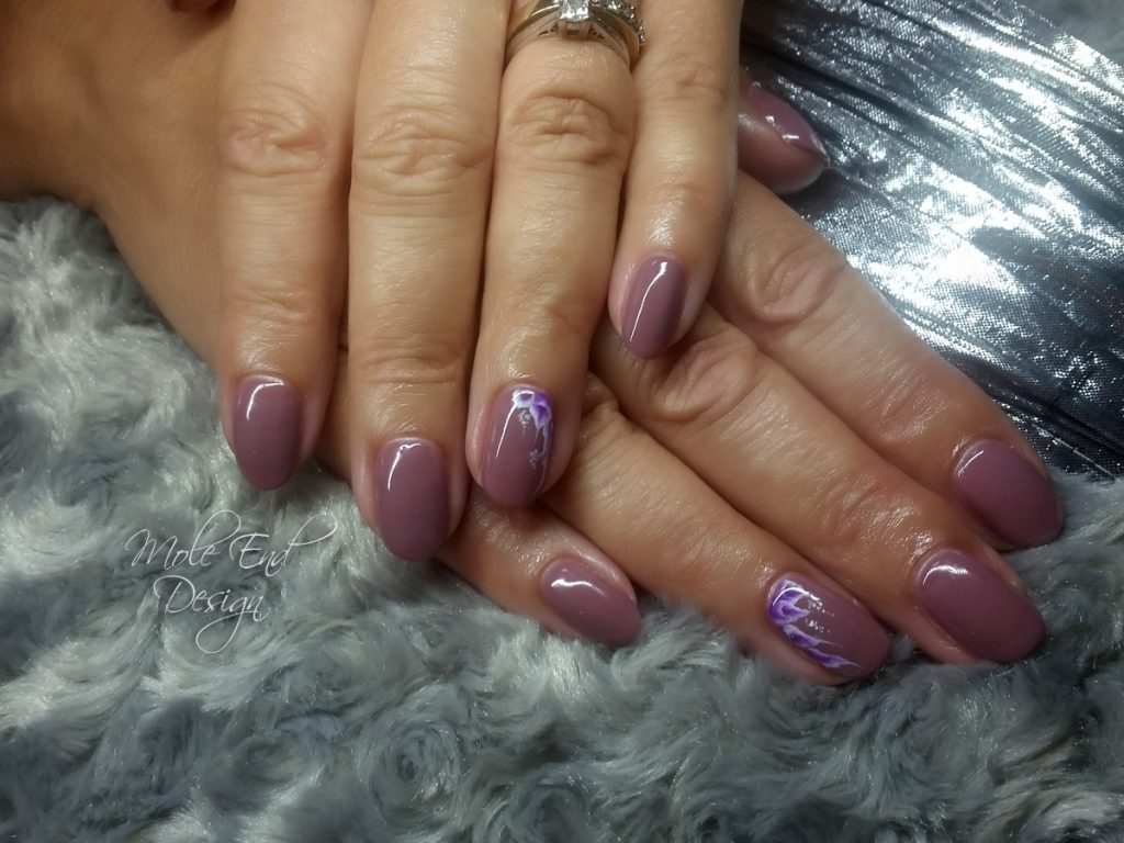 Gel bottle 146 and one stroke