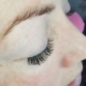 Matte cashmere lashes prices at Mole End Design