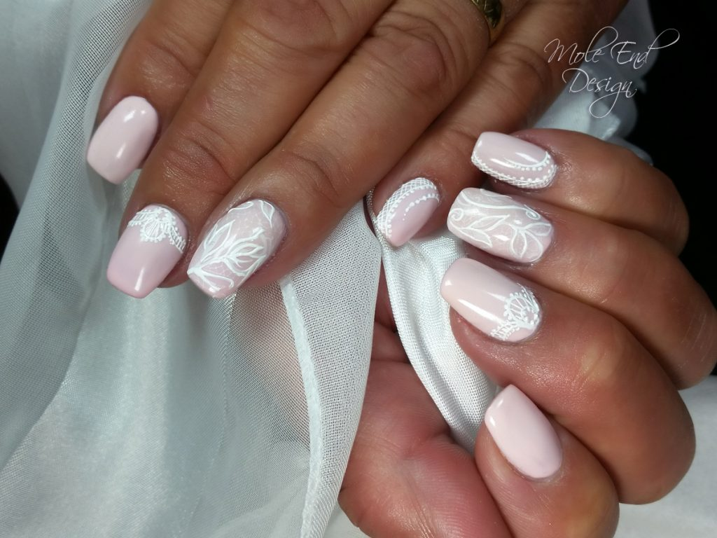 Sue chinn wedding nails