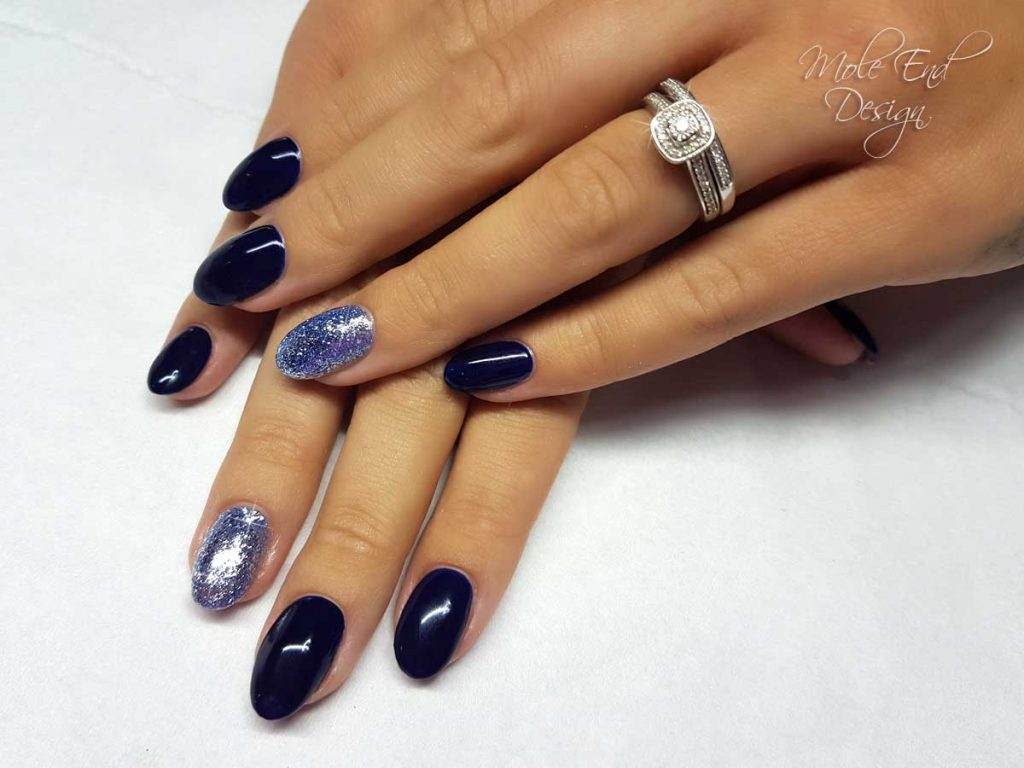 Carley tgb blue and diamond