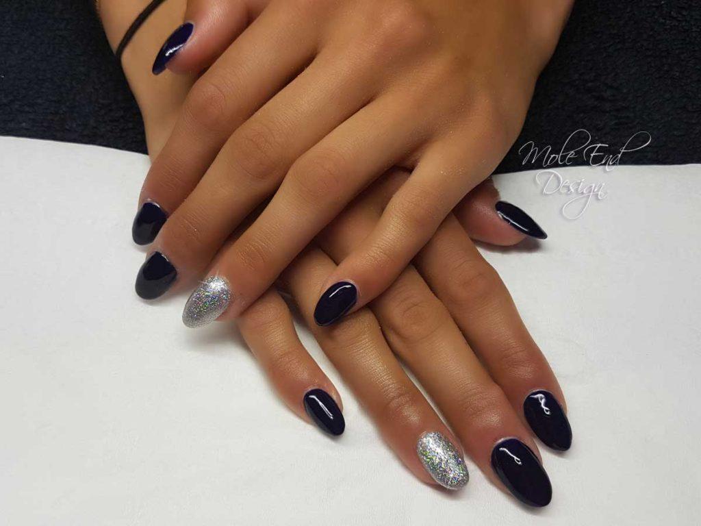 Chloe prom nails